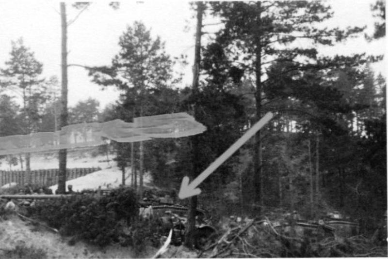 Nos chars Lourds B1-B1bis aux mains des Allemands. 112-0210