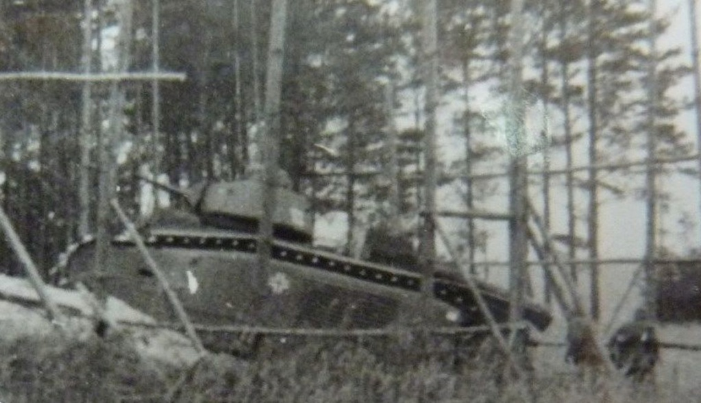 Nos chars Lourds B1-B1bis aux mains des Allemands. 112-0310