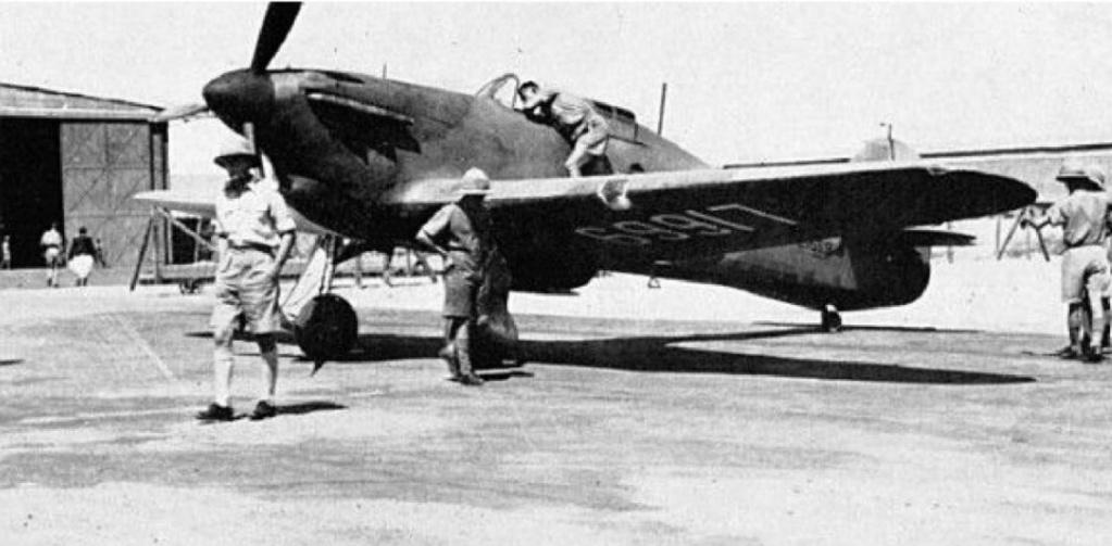 La RAF dans la Méditeranée 1940 H-202z10