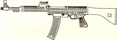 développement de tout les types d'armes dans le III Reich. Mki10