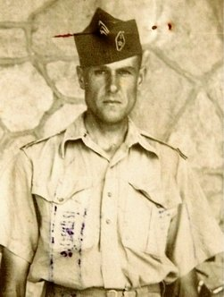 JMO de la 13ème DBLE Erythrée 1941 Ob_7a310