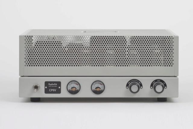 Raphaelite CP6V Push-Pull Valve Integrated Amplifier 111