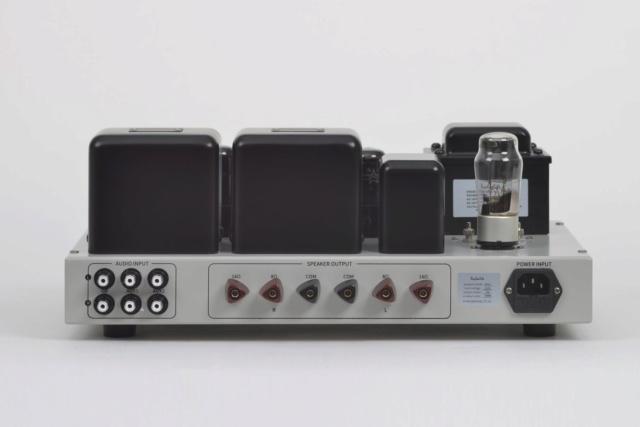 Raphaelite CP6V Push-Pull Valve Integrated Amplifier 211