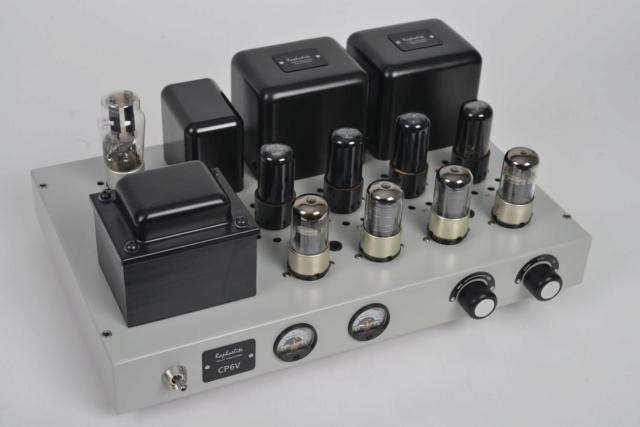 Raphaelite CP6V Push-Pull Valve Integrated Amplifier 311