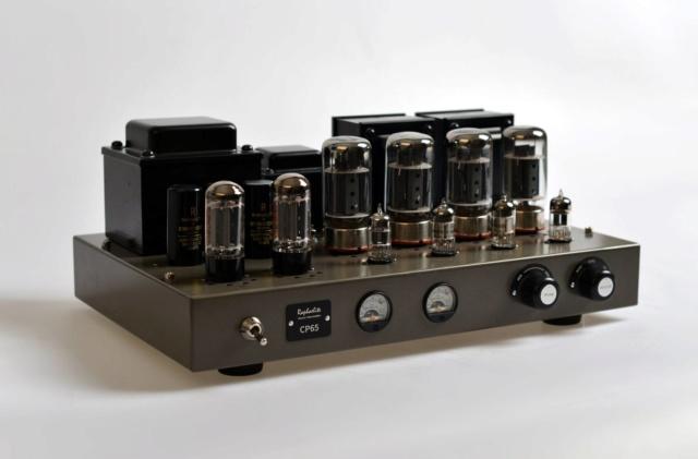 Raphaelite CP65 integrated push-pull vacuum tube amplifier 57106610