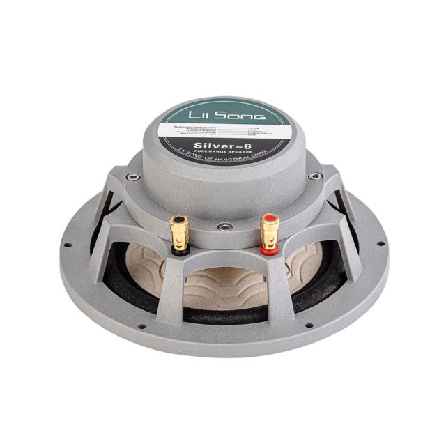 Lii Audio Silver - 6 Fullrange Driver (6 inch) Silver24