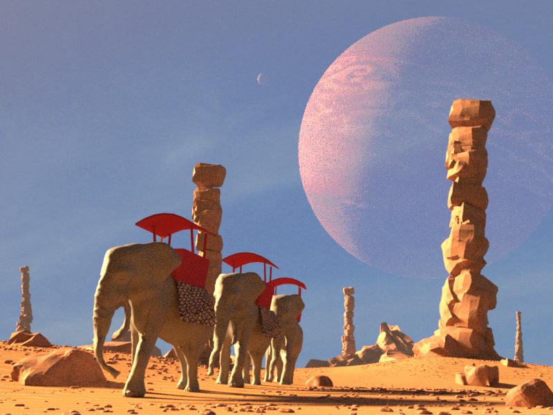 Dans le désert d'Acongalu Paysag10