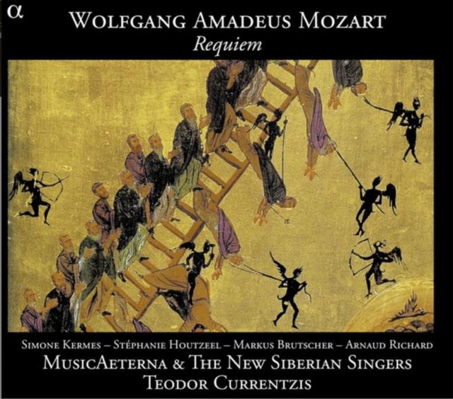 Mozart - Requiem K 626. Curren11