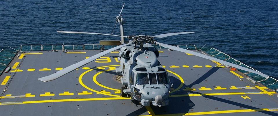 روميو في سماء البحار – المروحية MH-60R Seahawk 3_mh-610