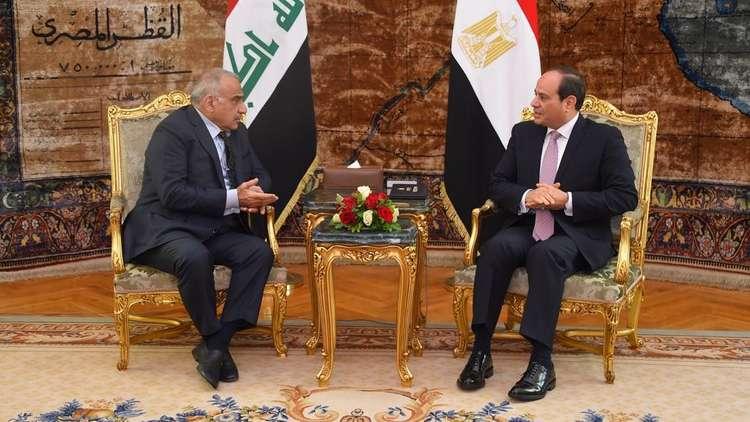 التقارب العراقي - المصري .........متجدد  - صفحة 5 5c963d10