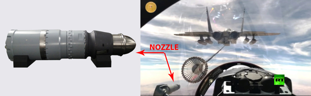 التزود بالوقود جوا بين طائرات ذات تكنلوجيات مختلفه المنشأ / سلاح الجو المصري انموذجا  600x1810