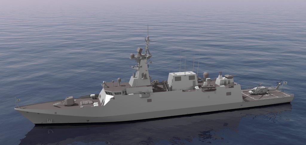 سامي نافانتيا للصناعات البحرية تطلق أعمال تشييد أول فرقاطة حربية لصالح القوات البحرية الملكية السعودية في كاديز الإسبانية 64418310