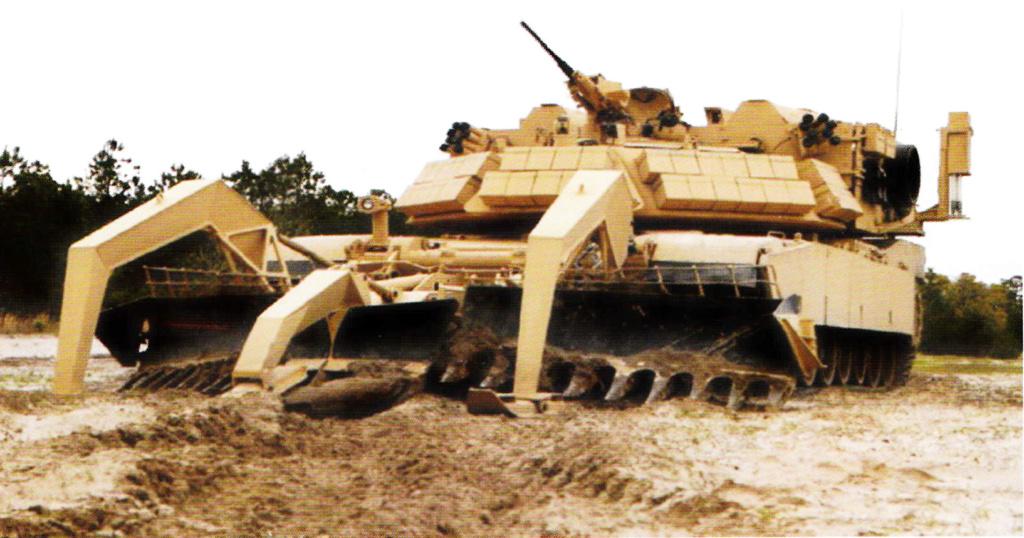 مدفع عيار 140 ملم للأبرامز.. ماله؟ وماعليه؟ - صفحة 2 Abrams14