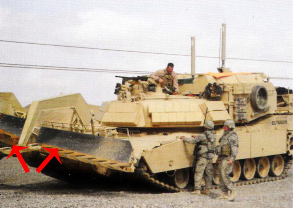 مدفع عيار 140 ملم للأبرامز.. ماله؟ وماعليه؟ - صفحة 2 Abrams17
