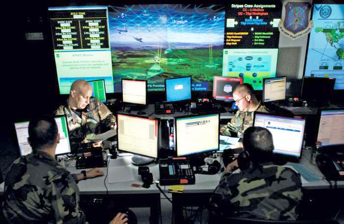الحرب السيبرانية Cyber Warfare Airmen10