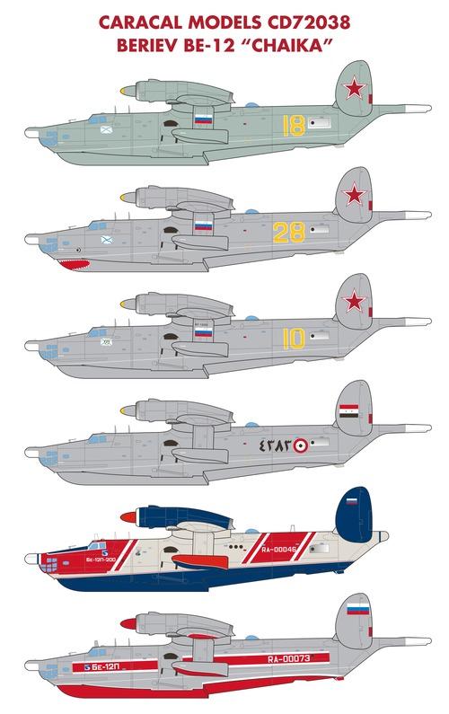 روسيا تعرض على مصر بيعها طائرات Beriev Be-200 البرمائيه  Cd720310