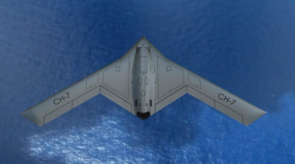 اول ظهور لدرون Wing-loong  الصيني لدى الجيش المصري   - صفحة 3 Ch-7-i10