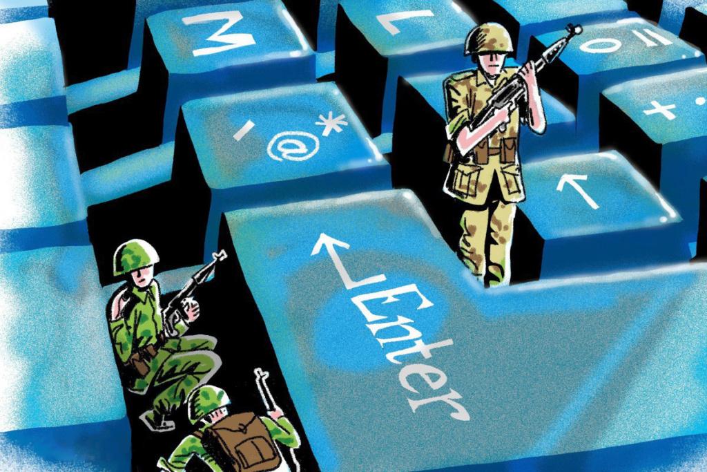 اول ظهور لدرون Wing-loong  الصيني لدى الجيش المصري   - صفحة 3 Cyber_10