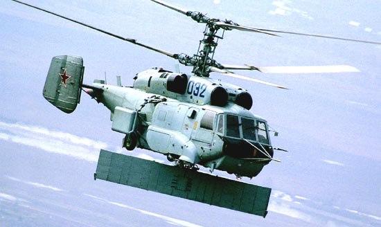 روميو في سماء البحار – المروحية MH-60R Seahawk - صفحة 3 Ka-3110
