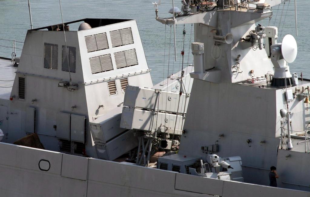 وافد جديد للبحرية الجزائرية كورفيت تايب 056 الشبحي Type_010