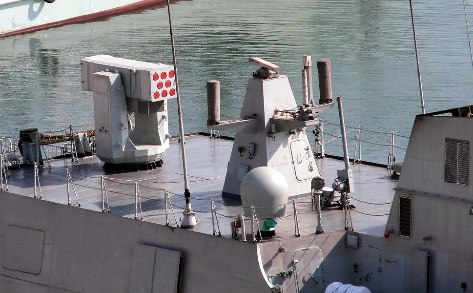 وافد جديد للبحرية الجزائرية كورفيت تايب 056 الشبحي Type_011