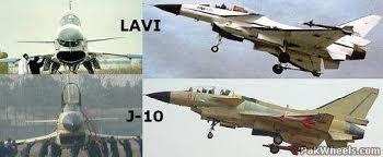 الجذور الاسرائيليه في الصناعات العسكريه الصينيه ......مقاتله J-10 كنموذج !! Untitl10