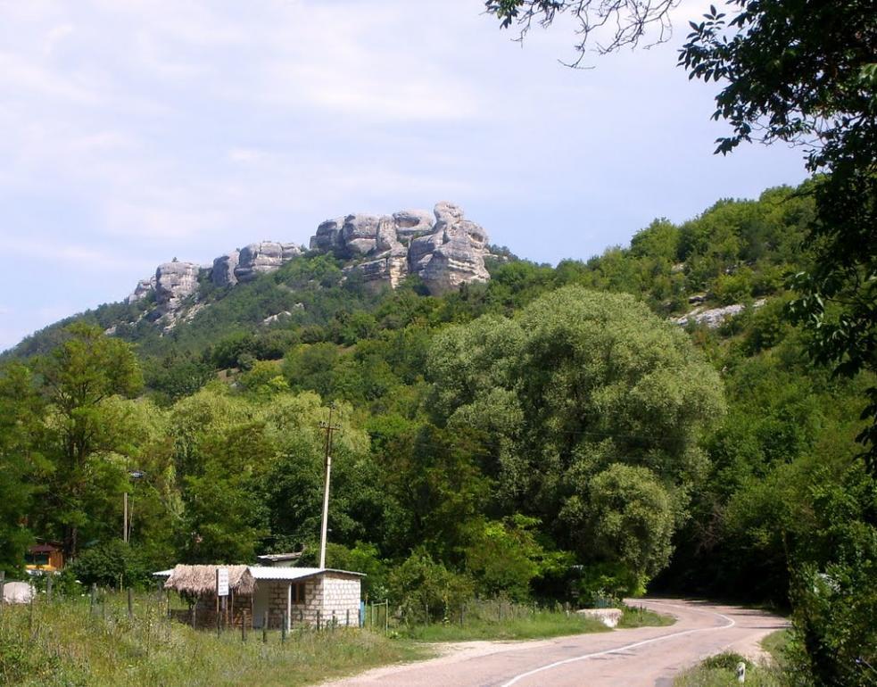 Монастырский источник Aa14