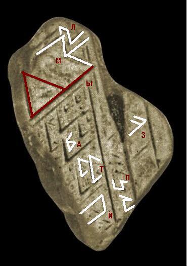 Руны на артефактах (варианты разбора) _eece10
