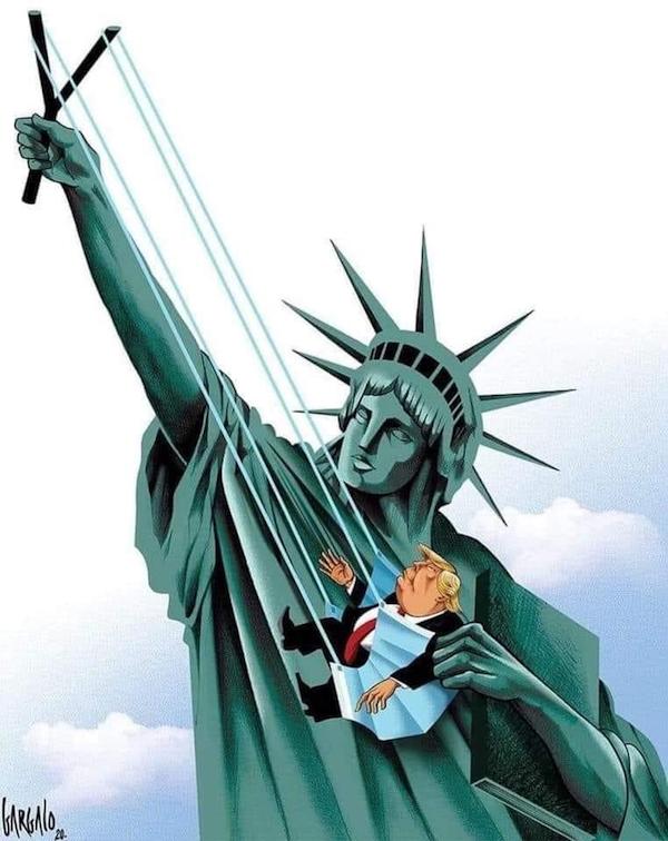 Trump vs. Biden Freedo10