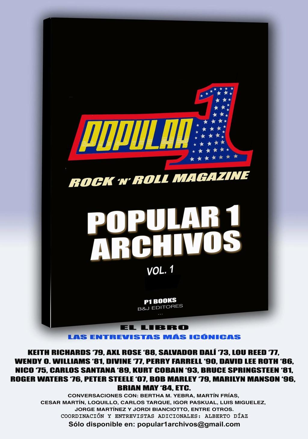 """Libro: """"Popular1.Archivos.Vol.1"""" 17787710"""