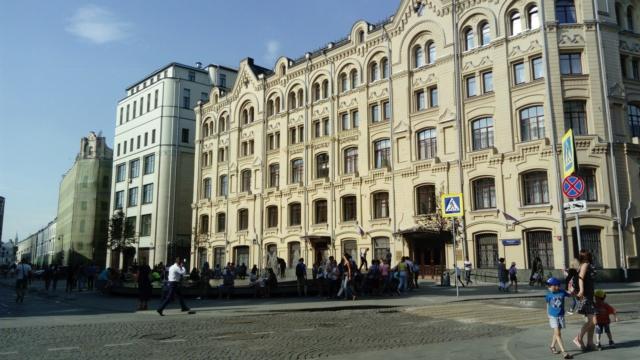 Из истории московских улиц Au__110