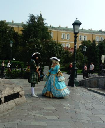 Из истории московских улиц Ouo11