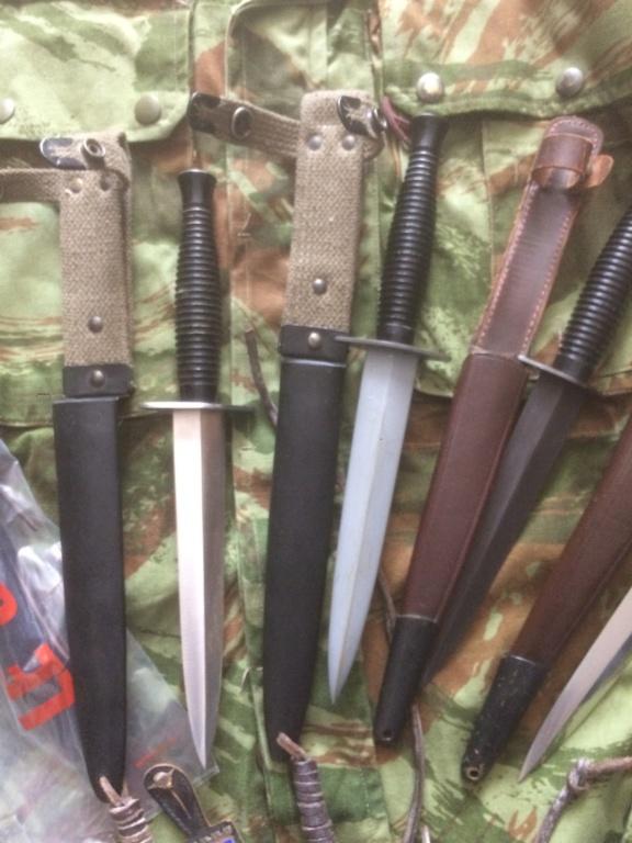 La dague Le Commando Nogent 32838110