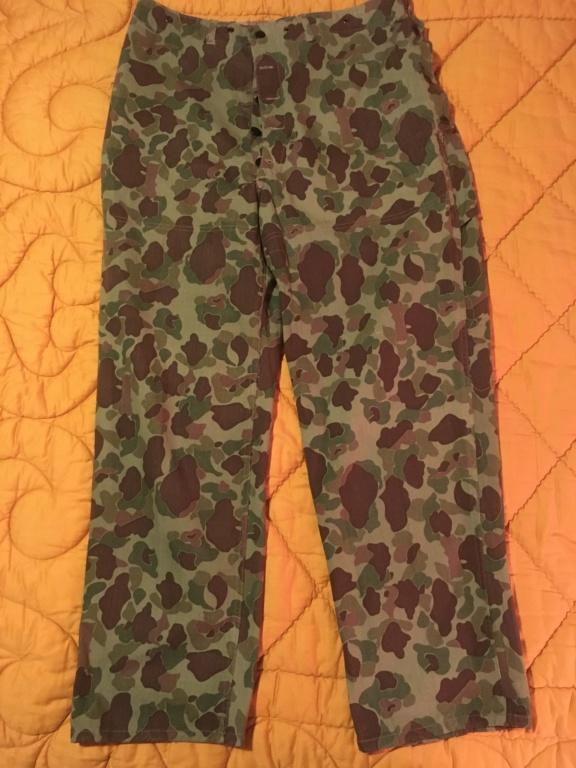 Pantalon camouflé US. Image65