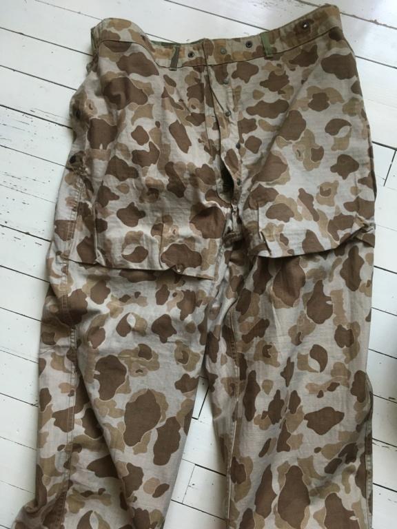 Pantalon camouflé US. Image68