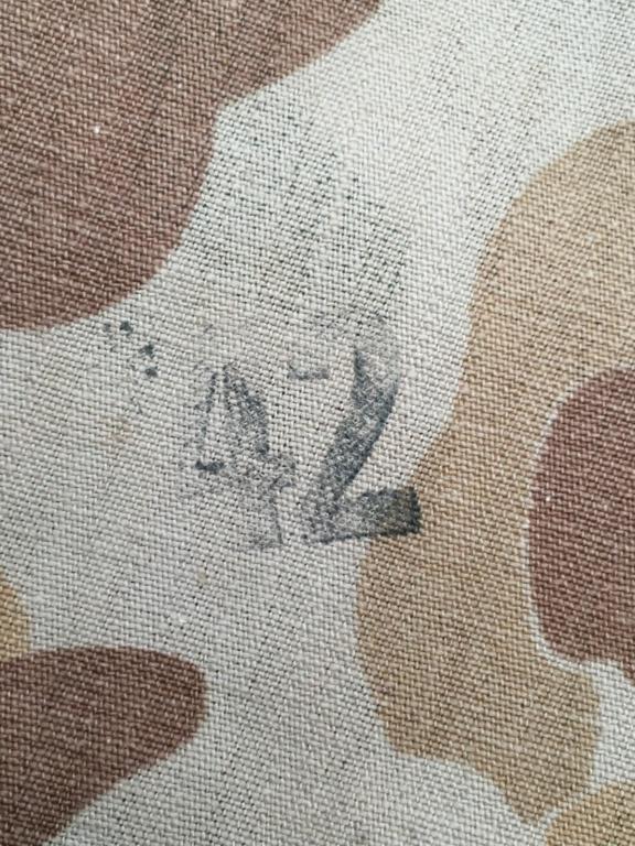 Pantalon camouflé US. Image76
