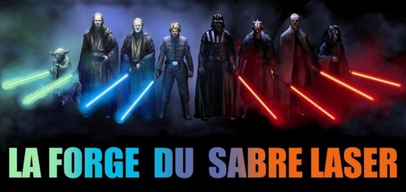 La Forge du Sabre Laser