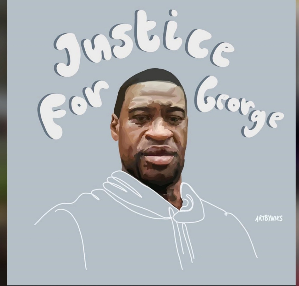 Justice for George  20200510