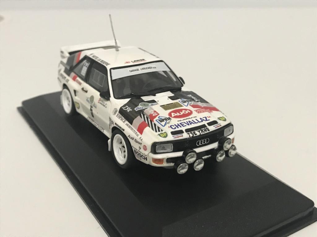 Audi Quattro Sport Kurcker Rally Lana 1986 Img_3414