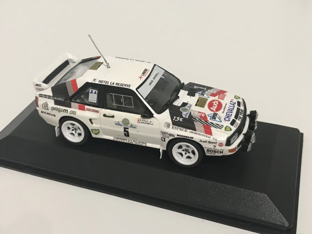Audi Quattro Sport Kurcker Rally Lana 1986 Img_3416