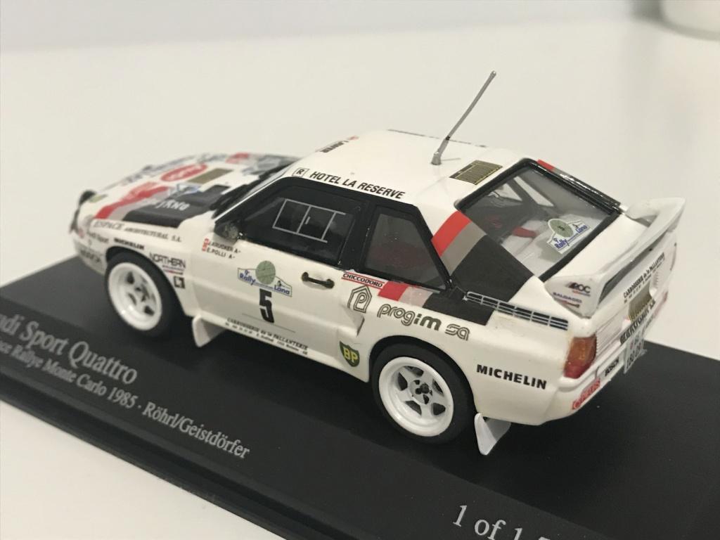 Audi Quattro Sport Kurcker Rally Lana 1986 Img_3417