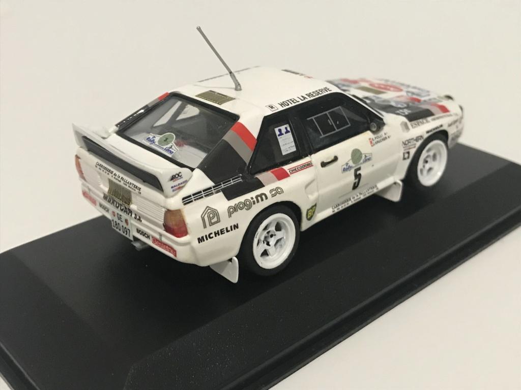 Audi Quattro Sport Kurcker Rally Lana 1986 Img_3418