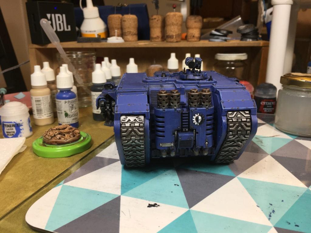 Warhammer 40K Ultramarine Img_4811