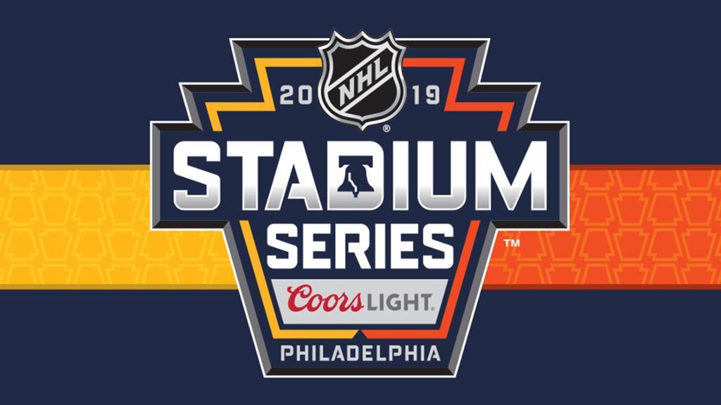 La LNH dévoile le logo de la Série des stades 2019! Cut10