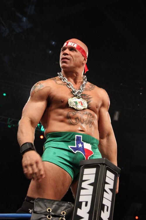 Roster Impact Wrestling! Hernan10