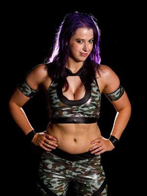 WWE Mae Young Classic 2018 Nicole10