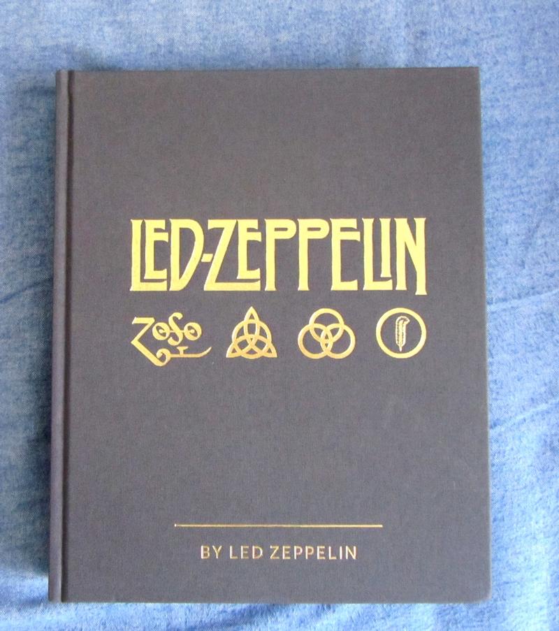 Livre : Led Zeppelin by Led Zeppelin Img_0227