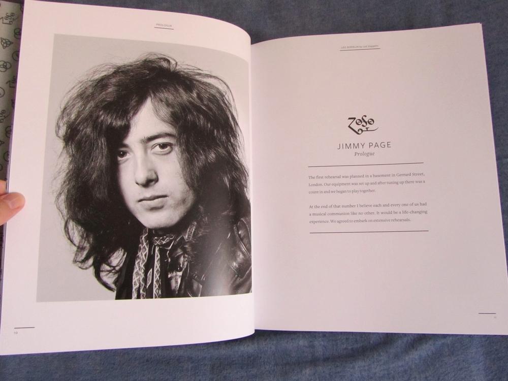 Livre : Led Zeppelin by Led Zeppelin Img_0228