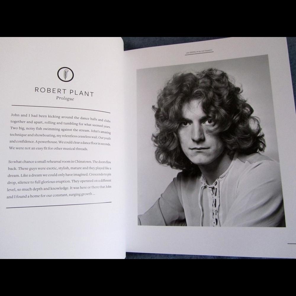 Livre : Led Zeppelin by Led Zeppelin Img_0233