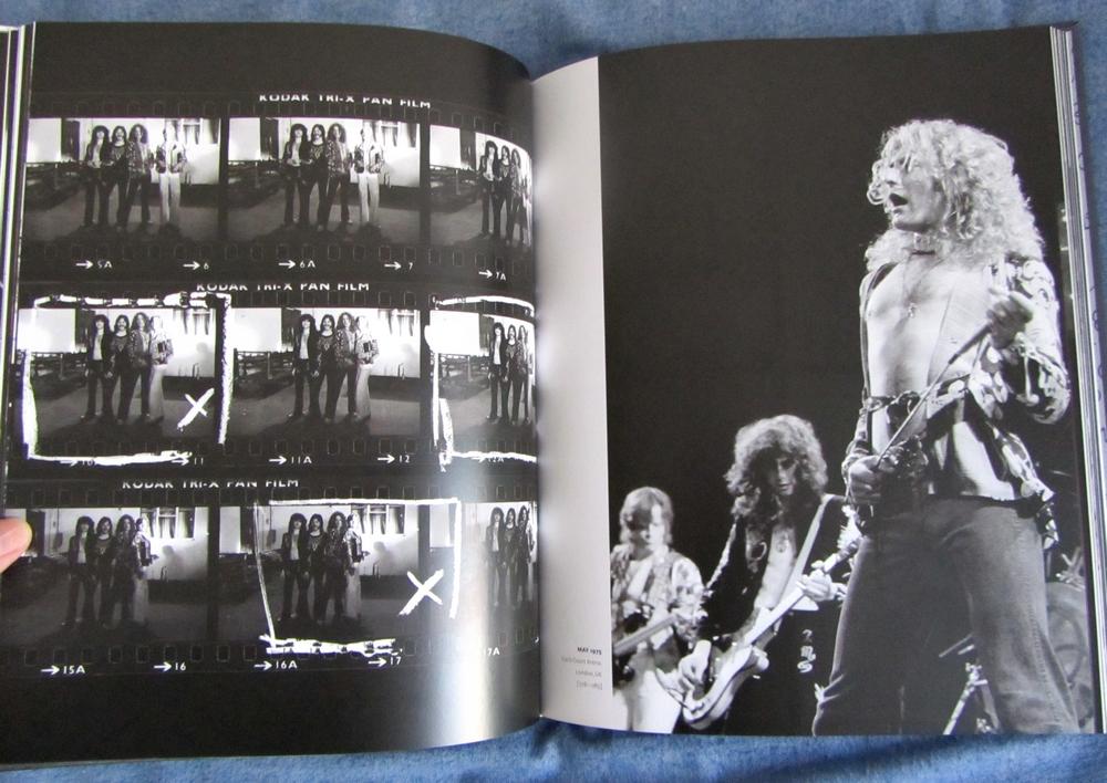 Livre : Led Zeppelin by Led Zeppelin Img_0239